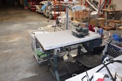 Rimoldi sewing machine - Lot 36 (Auction 3856)
