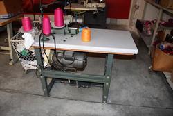 Macchine da cucire Rimoldi - Lotto 42 (Asta 3856)