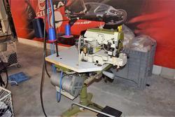 Rimoldi sewing machine - Lot 43 (Auction 3856)