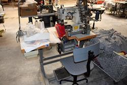 Pegasus sewing machine - Lot 54 (Auction 3856)