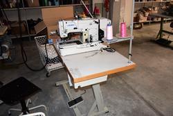 Juki sewing machine - Lot 55 (Auction 3856)