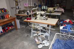 Kanza sewing machine - Lot 64 (Auction 3856)
