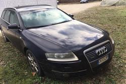 Audi A   6 passenger car - Lot 83 (Auction 3856)