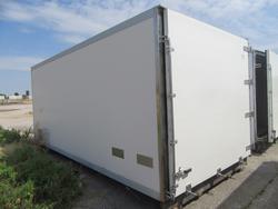 Fiberglass Sandwich Panels Van Boxes - Lot 13 (Auction 3857)