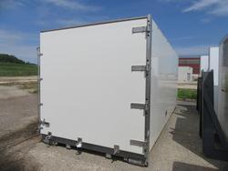 Fiberglass Sandwich Panels Van Boxes - Lot 14 (Auction 3857)