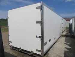 Fiberglass Sandwich Panels Van Boxes - Lot 15 (Auction 3857)