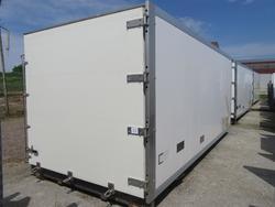 Fiberglass Sandwich Panels Van Boxes - Lot 16 (Auction 3857)