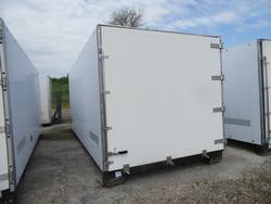 Fiberglass Sandwich Panels Van Boxes - Lot 3 (Auction 3857)