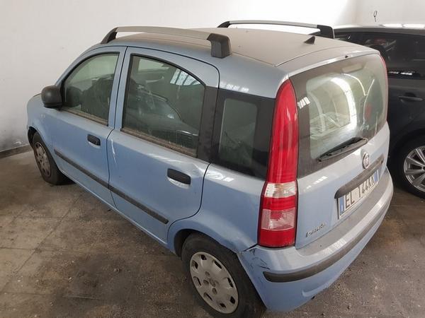7#3865 Autoveicolo Fiat Panda