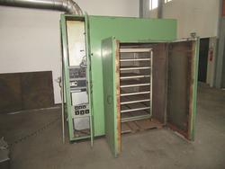 Salvis industrial oven - Lot 33 (Auction 3866)