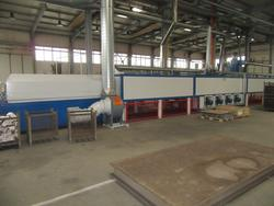 Automatic painting line for brake pads - Lot 42 (Auction 3866)