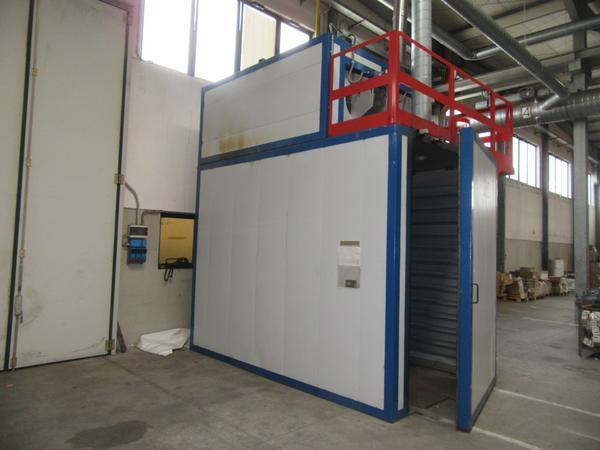 96#3866 Forno statico Tecnica Industriale