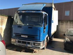 Iveco truck and Toyota Aygo car - Lot 1 (Auction 3868)