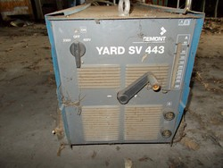 Saf and Cemont welding machines - Auction 3871