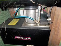 Europress compressor - Lot 119 (Auction 3871)