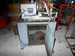 Ridgid threading machine - Lot 120 (Auction 3871)