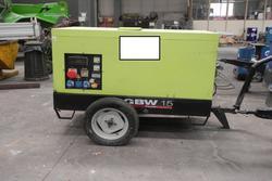 Pramac generator set - Lot 26 (Auction 3871)