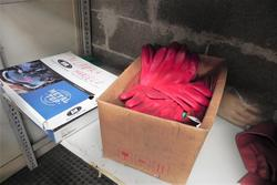 Accident protection devices - Lote 46 (Subasta 3871)