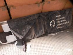 Stretcher and trestle for confined spaces - Lot 56 (Auction 3871)