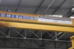 Overhead travelling crane - Lot 6 (Auction 3871)