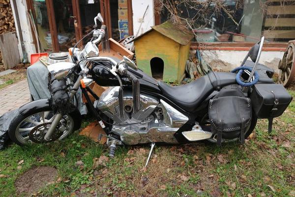 2#3878 Motociclo Honda Motor