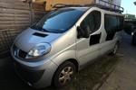 Autovettura Renault Trafic - Lotto 3 (Asta 38780)