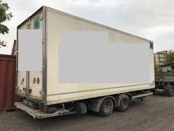 Daytona YLK 20 trailer - Lot 4 (Auction 3879)