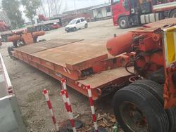 Cometto T31P trailer - Lot 6 (Auction 3879)