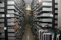 Stock di ricambi e accessori per auto e veicoli industriali - Asta 3881