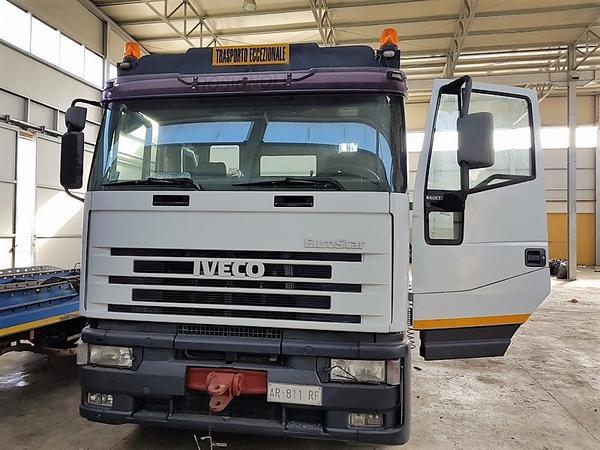 1#3883 Trattore stradale IVECO Eurostar 440E52