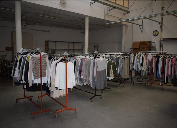 Immagine n. 1 - 1#3884 Abbigliamento e macchine da cucire Rimoldi