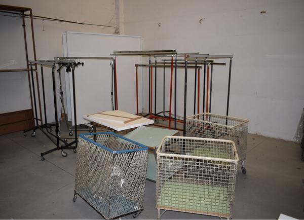 Immagine n. 3 - 1#3884 Abbigliamento e macchine da cucire Rimoldi