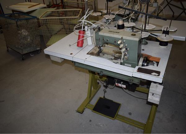 Immagine n. 5 - 1#3884 Abbigliamento e macchine da cucire Rimoldi