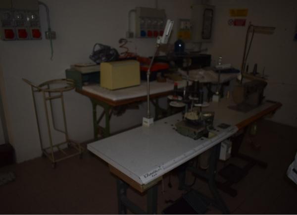 Immagine n. 19 - 1#3884 Abbigliamento e macchine da cucire Rimoldi
