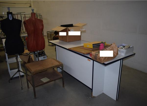Immagine n. 20 - 1#3884 Abbigliamento e macchine da cucire Rimoldi