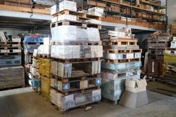 Light shelving and building material inventories - Lote 167 (Subasta 3894)