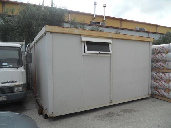 2#3897 Container ufficio e bagno