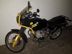 Motocicletta BMW e autovettura d'epoca Opel Kadett - Asta 3899