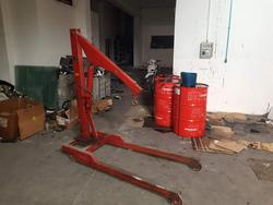 Hyundai spare parts and shelving - Lot 1 (Auction 3899)