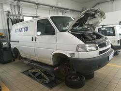 Furgone Volkswagen Transport - Lotto 5 (Asta 3901)