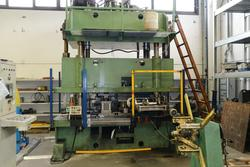 MAV press and and tinsmith machinery - Lot  (Auction 3906)