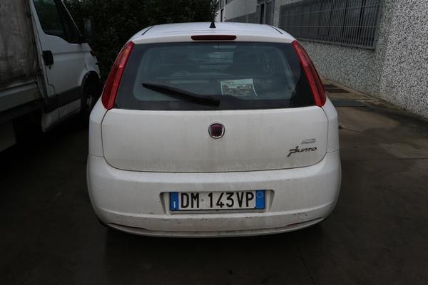 Lot Fiat Punto truck