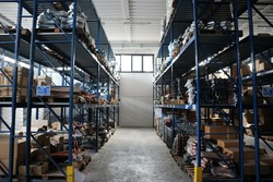 Raw materials warehouse - Lot 200 (Auction 3906)