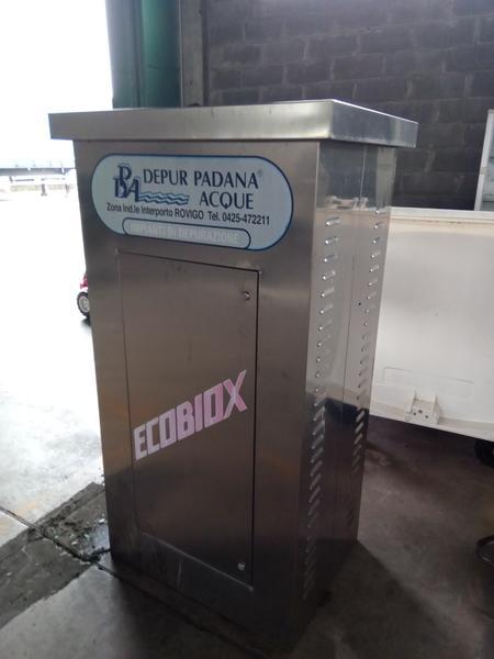 2#3907 Depuratore acque Depur Padana Acque