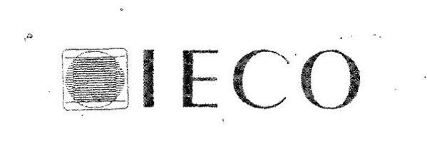 1#3912 Marchio di impresa Ieco