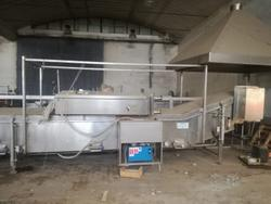 Tecninox complete line blanching fruit and vegetables - Lot 1 (Auction 3915)