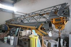 Potain crane - Lot 8 (Auction 3917)