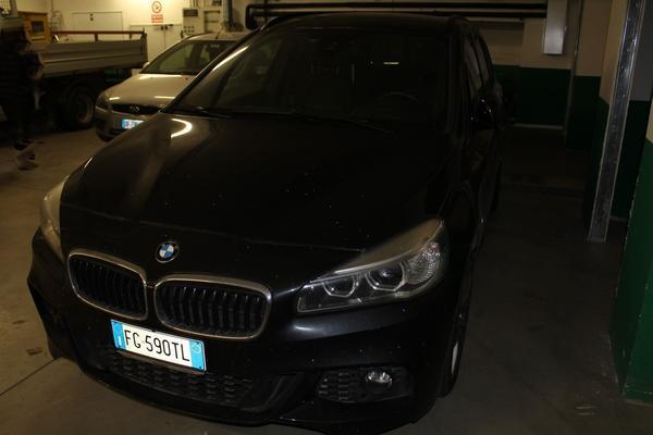 13#3918 BMW 220 D
