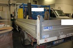 Iveco 35C13A e cassone con serbatoio carburante - Lotto 16 (Asta 3918)