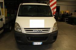 Iveco 35/E4 e cassone con serbatoio carburante - Lotto 18 (Asta 3918)